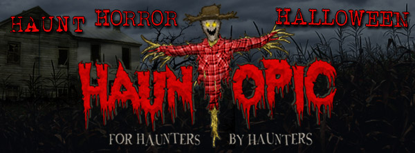 HaunTopic Radio: Haunted House & Haunted Attraction Podcast for Haunters by Haunters